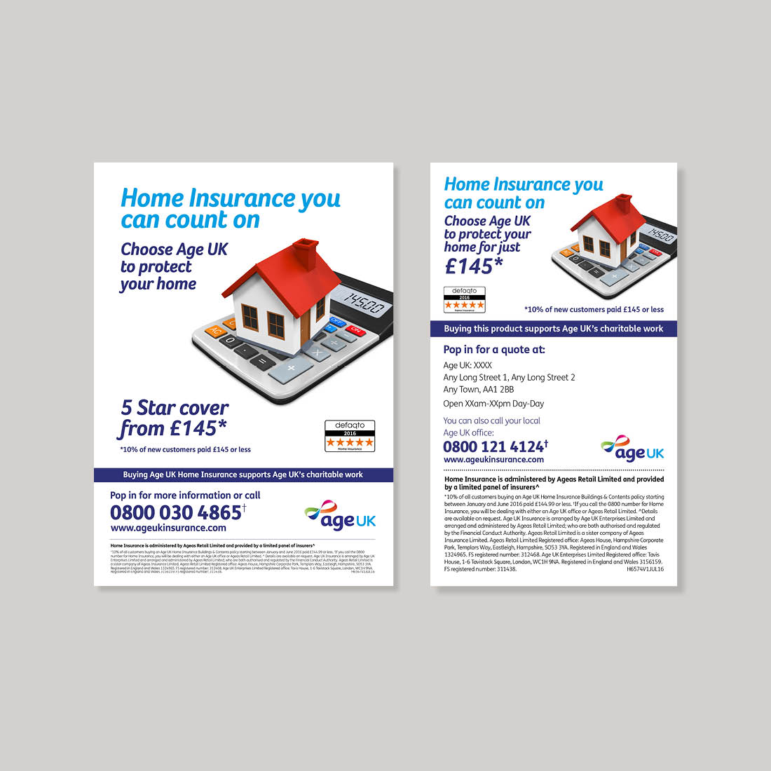 Age UK Home Insurance