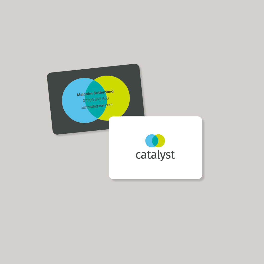 Catalyst Business Cards