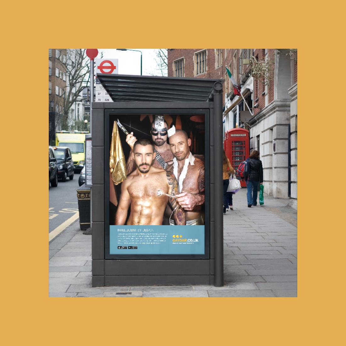 Gaydar Adshel Advertising