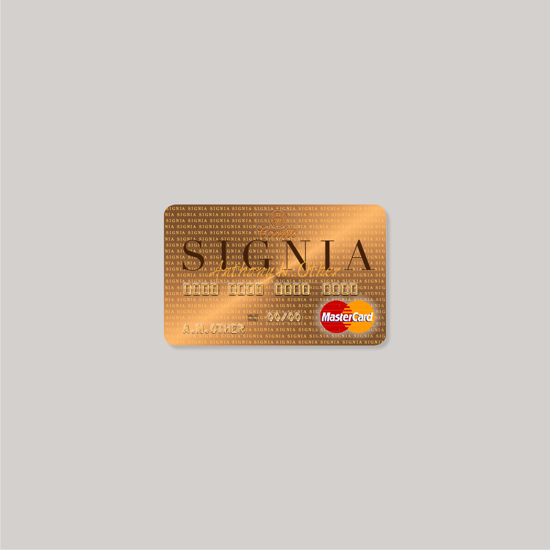 Coutts Signia Credit Card