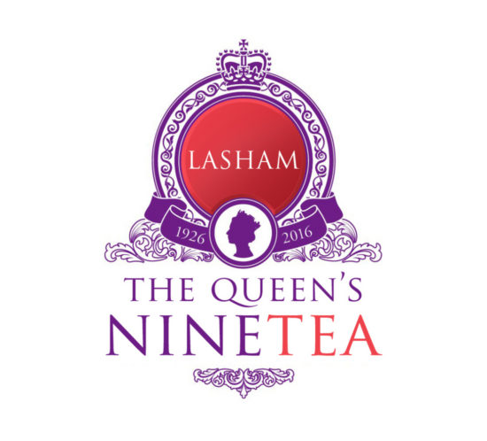 Queen's 90th Birthday Logo